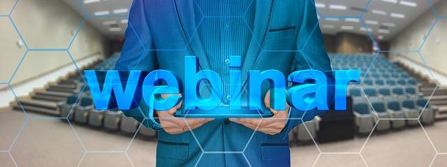 Webinar : Qu'est ce qu'un webinar et comment ça marche ?