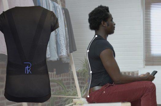 Percko, que faut-il penser de ces tee-shirts contre mal de dos ?