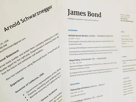 La technologie au service des chercheurs d'emploi pour créer leur CV