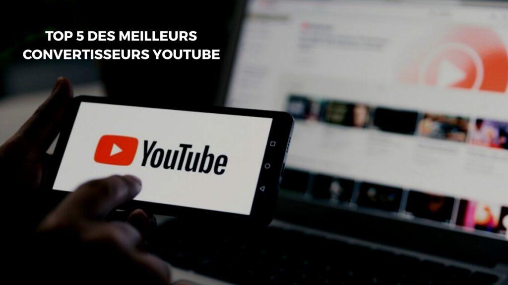 top 5 convertisseur youtube