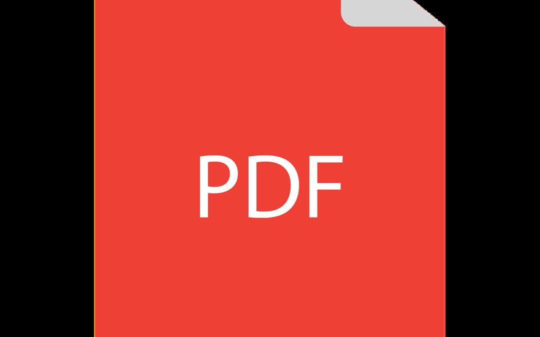 PDF en PNG : 6 façons gratuites de convertir le PDF en PNG