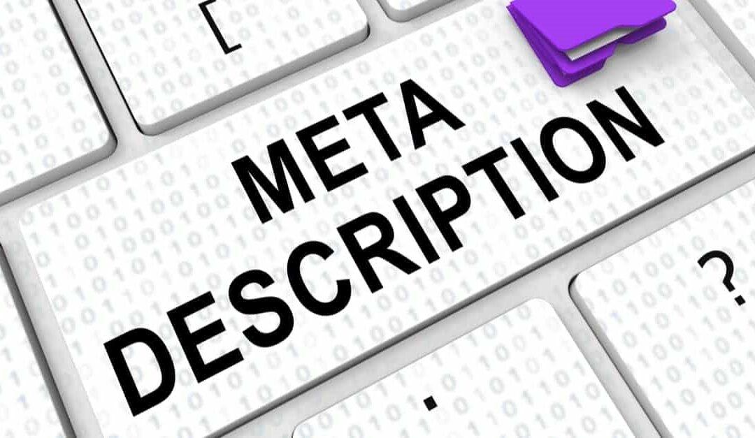 L'utilité d'une méta description