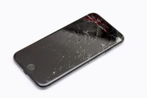 iphone 7 cassé