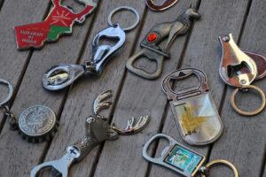 Donnez du poids à votre communication d'entreprise avec le porte-clés publicitaire personnalisé