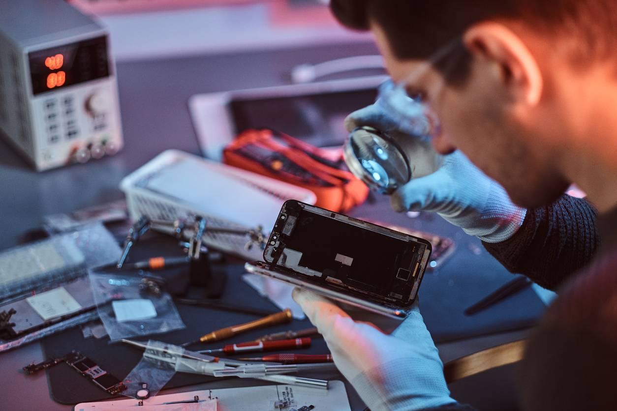 Faites réparer votre iPhone par un expert