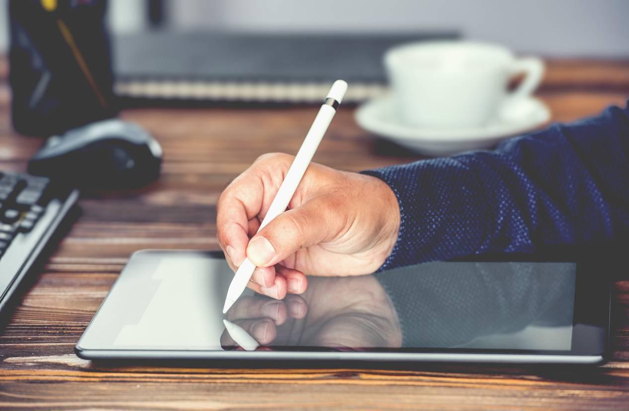 tablette graphique dessin numérique digital