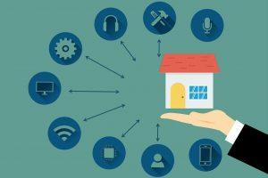 L'avenir sera connecté avec les maisons intelligentes