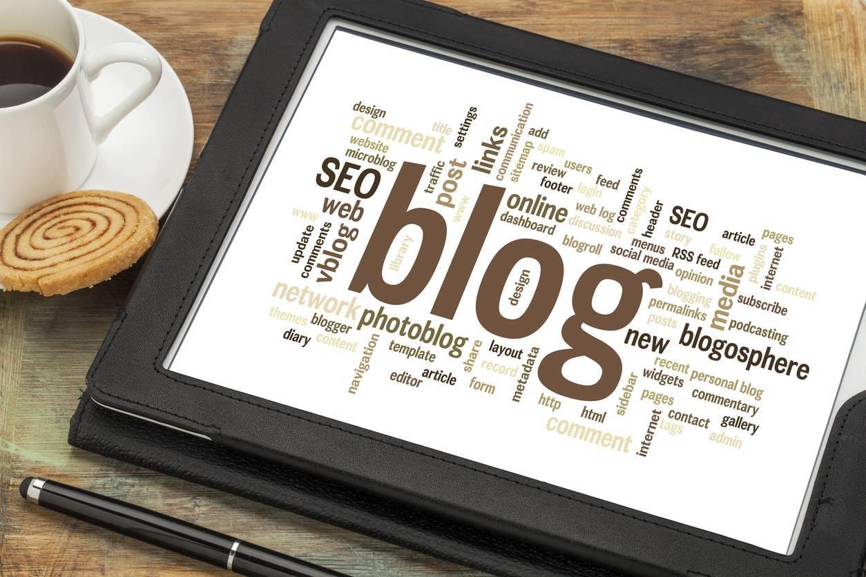 blog pour le référencement