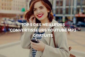 Convertir gratuitement une vidéo YouTube en mp3