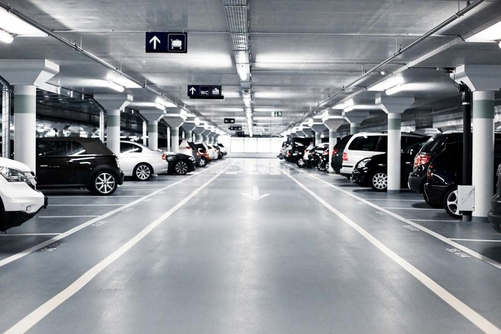 application parking
